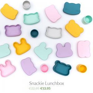 Snackie Lunchbox