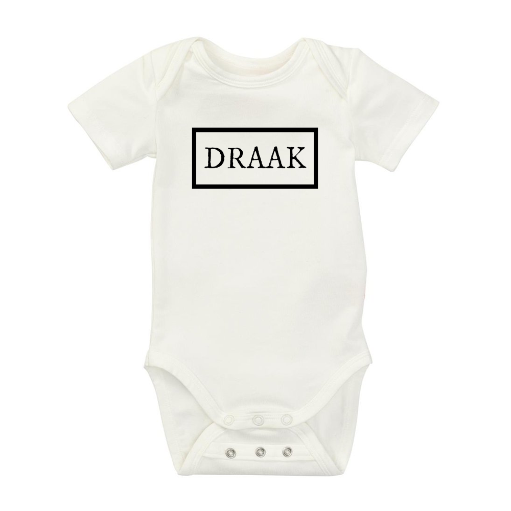 "Strijkapplicatie ""Draak"" Cute-Rebel"